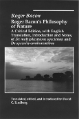 Roger Bacon's Philosophy of Nature