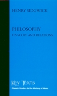 Philosophy, Its Scope and Relations