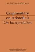 Commentary on Aristotle's <EM> On Interpretation </em>