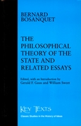 Philosophical Theory of the State and Related Essays, The