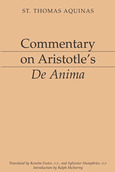 Commentary on Aristotle's <em>De Anima</em>