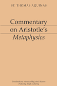 Commentary on Aristotle's <EM>Metaphysics</em>