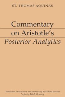 Commentary on Aristotle's <em>Posterior Analytics</em>